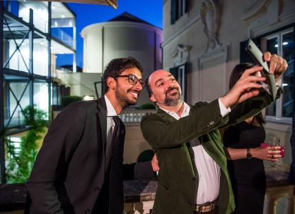 GRAN BALLO 2015 LUISS Guido Carli Sede di viale Romania Roma 4 Luglio 2015